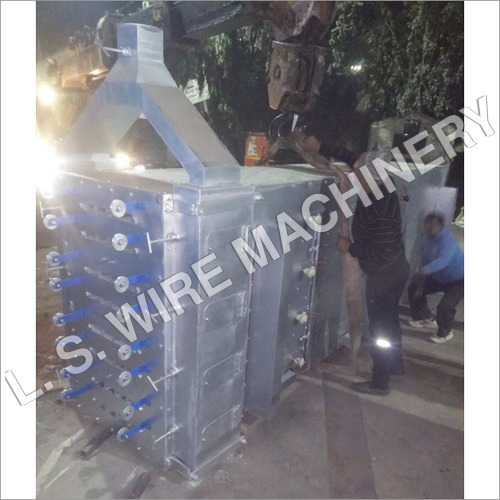 Wire Enamelling Machine Furnace