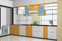 Kitchen Interior work