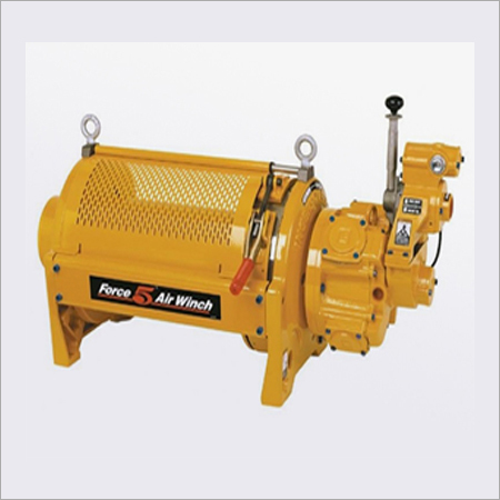 Air Winches Hydraulic Winches