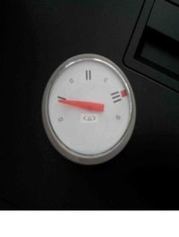 Water Heater Round Thermometer