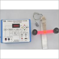 Torque Measurement Tutor Torque Transducer