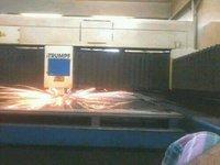 Metal Laser Cutting 25mm