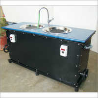 Polishing Machine (Double Disc)