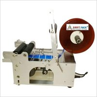Round Bottle Labeling Machine