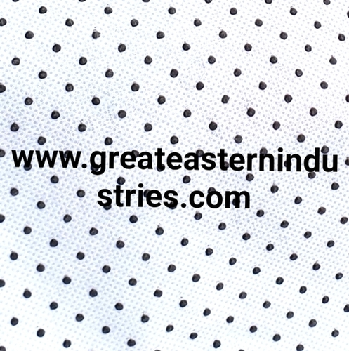 Needle Punch Dot Coated Non Woven Felt