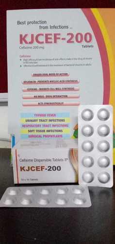 KJCEF-200 Tablets