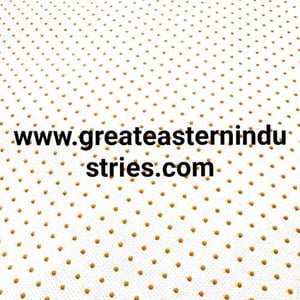 Anti Skid Dot Cotted PP Fabric