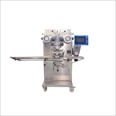 Encrusting Machine