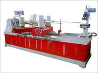 Commercial Paper Tube Making Machine
