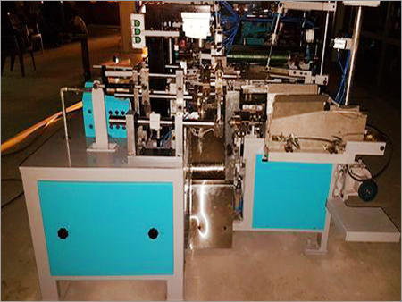 Fully Automatic Paper Core Making Machine