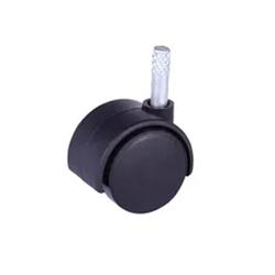 Twin Wheel Castor Nerlin Pin