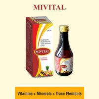 Multivitamin, Mineral With Antioxidants Tablets