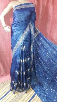 Exclusive Fancy Silk Saree