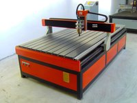 Automatic CNC Engraving Cutting Machine