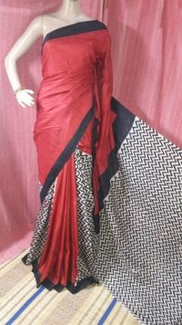 Exclusive Party Wear Silk Saree