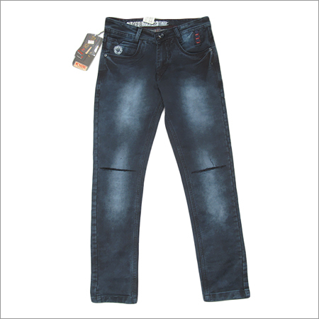Mens Casual Jeans Torn