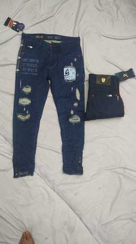 Mens Designer Denim Jeans