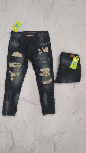 Mens Fancy Denim Jeans