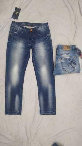 Mens Customized Denim Jeans