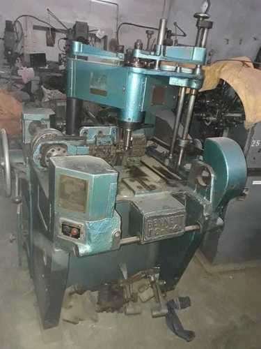 Spring Coiling Machinery