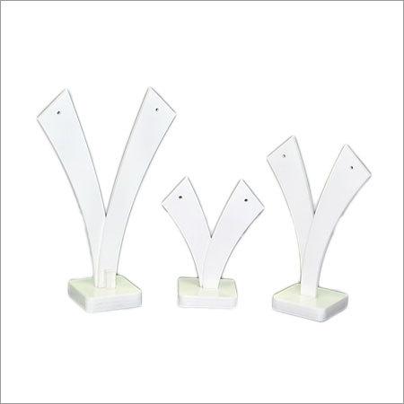 Acrylic Earing Stand