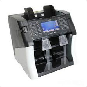 Cash Counting and Counterfeit Detection Machine