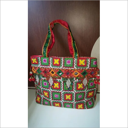 Hand Embroidery Hand Bags