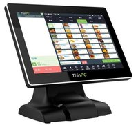 15.6 inch Capacitive Touch Point Of Sale Terminal i3 / GST Invoice