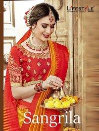 Womens designer sarees online