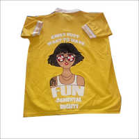 Yellow Primary School T-Shirt