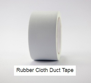 Rubber Based Self Wound Aluminum Foil Tape