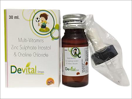 Zinc Sulphate Inositol