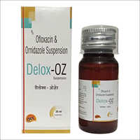 Ofloxacin Suspension