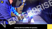 DownDraft Table- DraftMax Eco