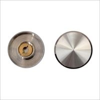 Brass Star Mirror Cap