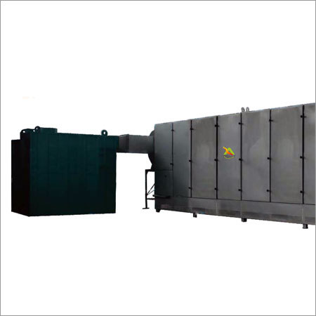 Continues Drying Machine