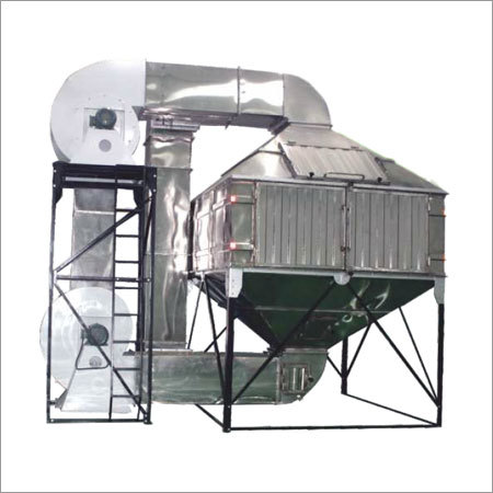 Moringa Leaves Dryer Machine