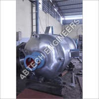 High Speed Jacketed Vessel