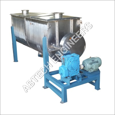 Semi-Automatic Ribbon Blender (Ms & Ss)