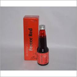 Fercee Red Syrup