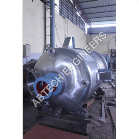 High Speed Homogenizer Vessel with VFD
