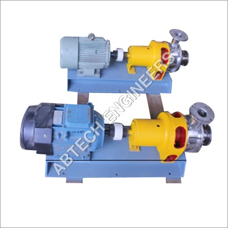 Homogenizer Pump