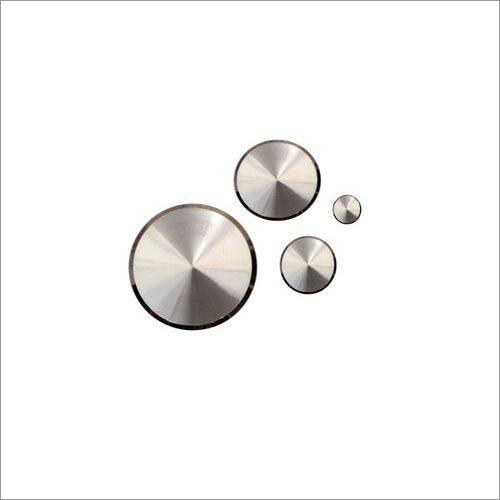 Round Flat Mirror Cap