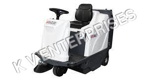 Ride On Proffessional Sweeper