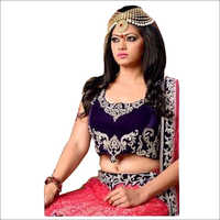 Ladies Fancy Readymade Lehenga Sarees
