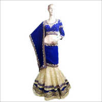 Ladies Stylish Lehenga Sarees