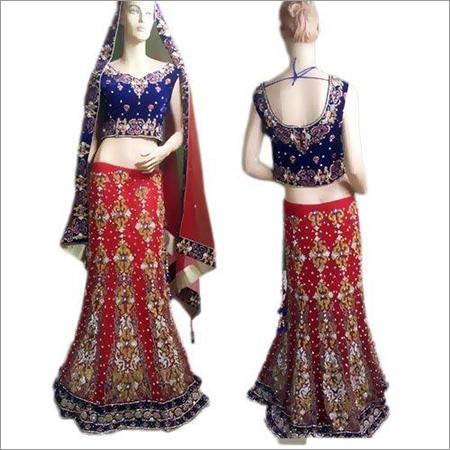 Ladies Branded Ghagra Choli