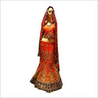 Ladies Casual Ghagra Choli