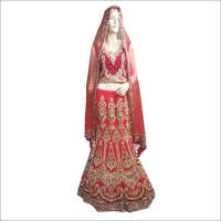 Ladies Wedding Ghagra Choli