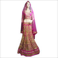 Ladies Party Wear Ghagra Choli